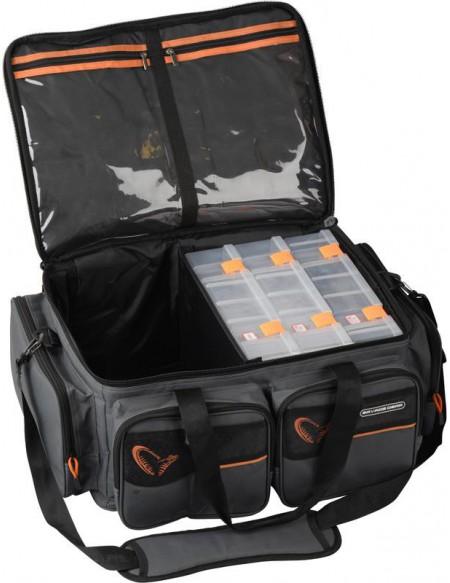 Sac de transport Savage Gear System BOX BAG XL