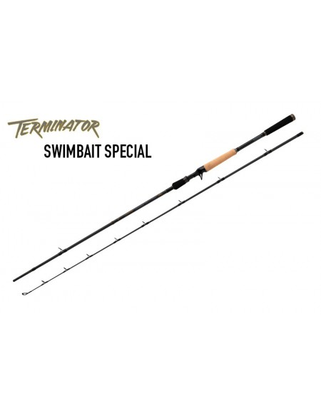 Canne Fox Rage TERMINADOR Swimbait Special