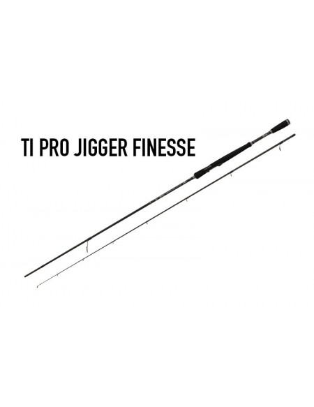 Canne FOX Rage TI PRO JIGGER FINESSE 2m40