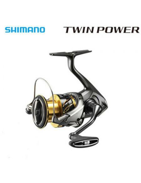Moulinet Shimano TWIN POWER C3000XG