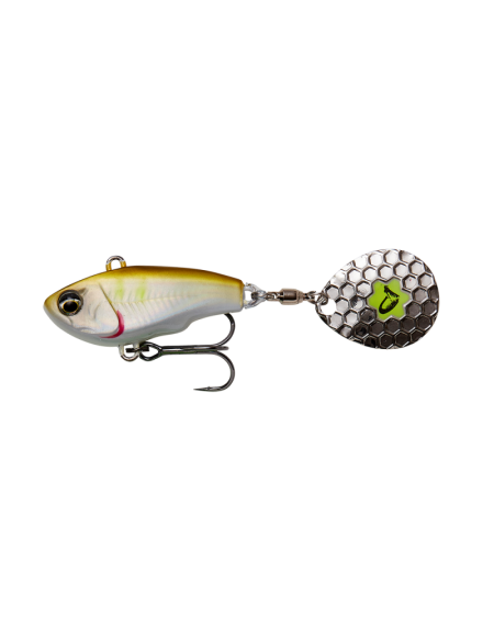 Leurre Savage Gear FAT TAIL SPIN 6.5cm