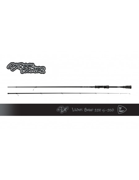 Canne FOX Rage STREET FIGHTER LIGHT SHAD