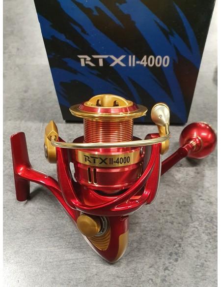 MOULINET SPINNING OKUMA RTX2 4000