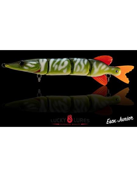 LEURRE SWIMBAIT LUCKY LURES ESOX JUNIOR 24cm