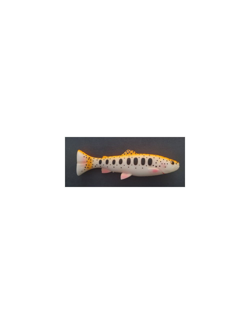 LEURRE SAVAGE GEAR 3D CRAFT TROUT PULSETAIL 20cm