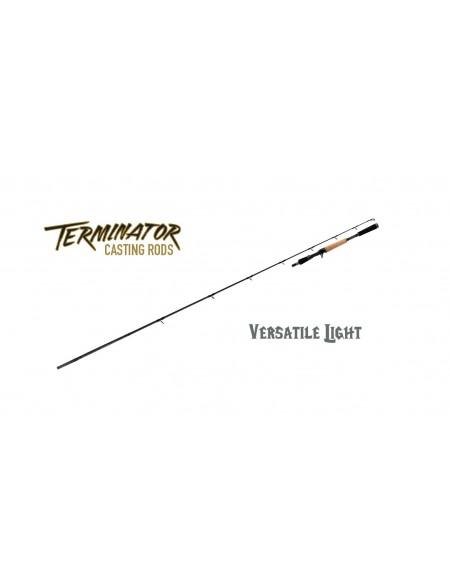 CANNE CASTING FOX RAGE TERMINATOR LIGHT VERSATILE 2m10