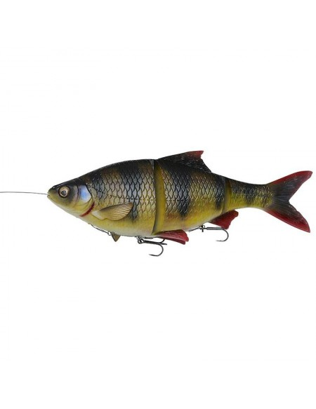 Leurre souple Savage Gear 4D LINE THRU ROACH 25cm MS