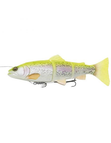 Leurre souple Savage Gear 4D LINE THRU TROUT SS 40cm
