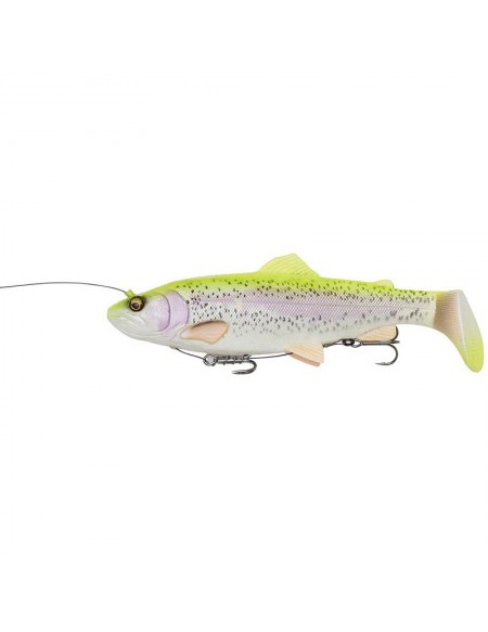 Leurre souple Savage Gear 4D TROUT RATTLE SHAD SS 27.5cm