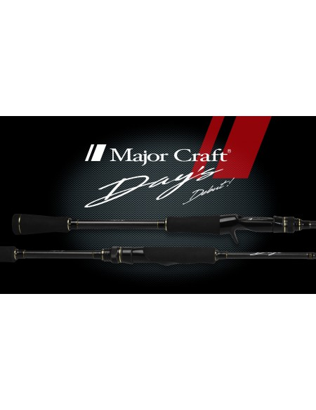 CANNE MAJOR CRAFT DAY'S 72 MH/FLE