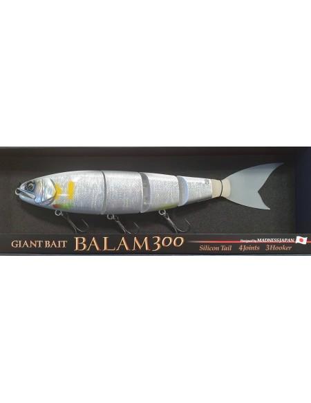 Leurre MADness BALAM 300