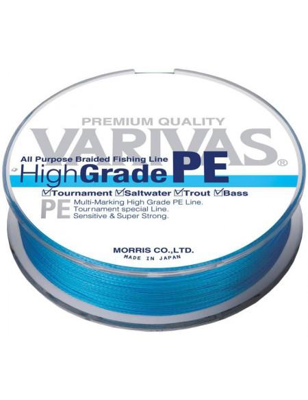 Tresse Varivas High Grade PE 150m
