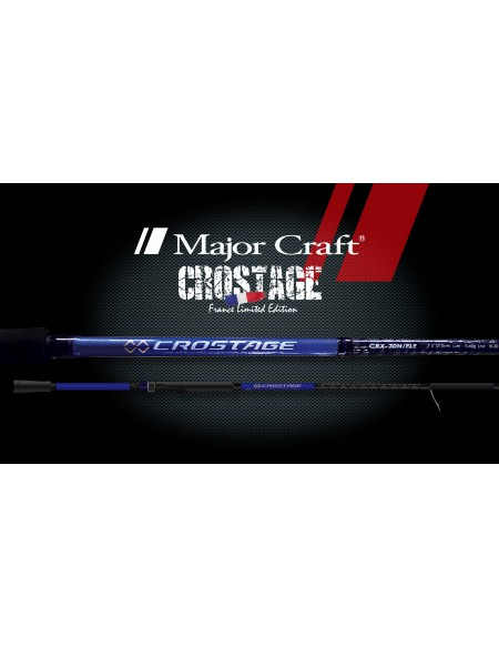 CANNE SPINNING MAJOR CRAFT CROSTAGE CRX-78MH / FLE